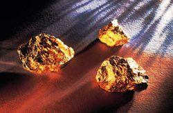 Сколько золота добыто в Азербайджане?