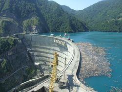 Турецкие компании построят новую ГЭС в Грузии?
