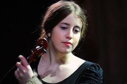 Дебют норвежской скрипачки Вильде Франг в Москве