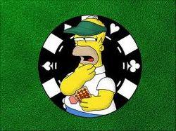 """Выйдет серия """"Симпсонов"""" про покер"""