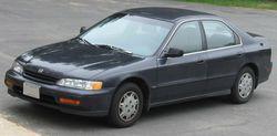 Honda Accord стал самым угоняемым иностранным автомобилем года