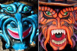 Сезон карнавалов в Доминикане считается открытым