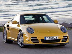 Концепт нового Porsche 911 Turbo проходит зимние тесты