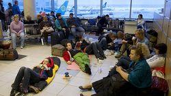 1,3 тыс. туристов в Петербурге не смогли вылететь на отдых