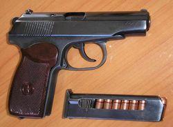 Сотрудники Львовского университета внутренних дел торговали оружием
