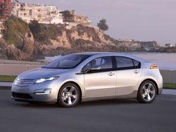 В Европе был продан первый Chevrolet Volt