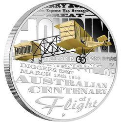 австралийский доллар серебро
