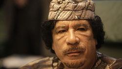 Каддафи снова предупредил НАТО в аудиообращении