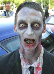 Американцы учатся защищаться от зомби