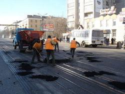 Какой срок установил Собянин для ремонта дорог?