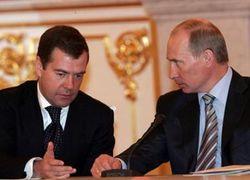 Почему Медведев не намерен соревноваться с Путиным?