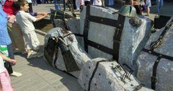 В Бердянске открыт памятник в честь отдыхающих