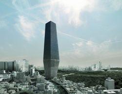 проект строительства небоскреба в Минске