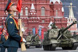 В День Победы в Москве будет хорошая погода