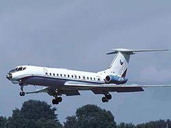 Почему ТУ-134 решился на аварийную посадку?
