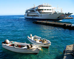 Из Греции будут ходить новые паромы на остров Крит