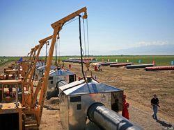 Расширятся возможности газотранспортного коридора «Узбекистан-Китай»