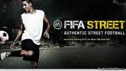 FIFA Street лидирует в британском чарте