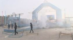 Жители Жанаозена утверждают, что беспорядки «были спланированы»