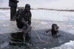 Трагедия на льду в Сумской области