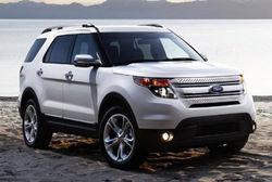 В России начались продажи Ford Explorer