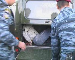 В Киеве от милиции пытался скрыться участник ДТП
