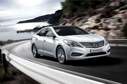 Новая модель Hyundai Grandeur будет продаваться в России
