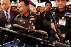 Таиланд хочет перенять украинский опыт в оборонной сфере