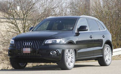 Audi Q5 засветился раньше официальной премьеры