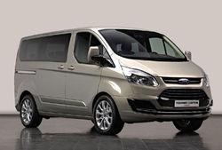 Ford Tourneo Custom поступит в серийное производство