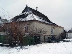 В Донецкой области от взрыва газа был разрушен дом