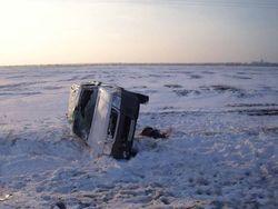 Два сотрудника ГИБДД погибли в автокатастрофе