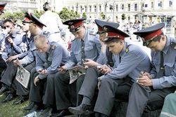 Голландцы помогут милиционерам Украины готовиться к Евро-2012