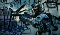 В дополнении к Battlefield 3 режим Rush будет отсутствовать