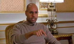 Сына Муаммара Каддафи будут допрашивать в Ливии