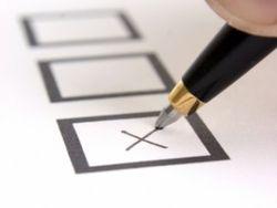 Как в Испании голосуют на местных выборах?