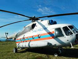 Какова цель «дежурства» вертолетов на трассе между двумя столицами?