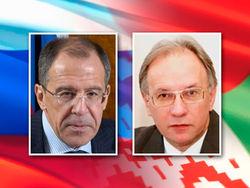 Как прошла встреча глав МИД России и Беларуси?