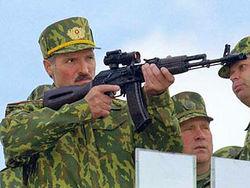 Евросоюз запретил продавать Беларуси оружие