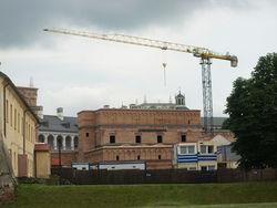 Успеют ли реконструировать Дом правителей до 2013 года?