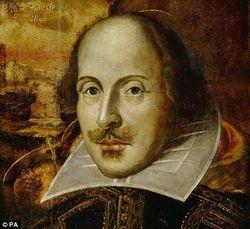 В Китае появится писатель с лицом Шекспира