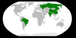 Индия-Китай-Россия