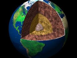 глубокие слои земной коры