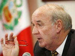 Министр иностранных дел Перу Хосе Гарсия Белаунде