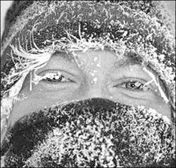 похолодание до -30 градусов