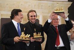 Что необычного будет представлено в Лондоне на премии Горбачева?
