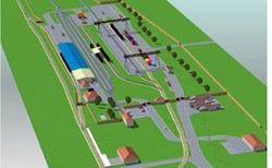 Станция «Ахурян» станет логистическим центром