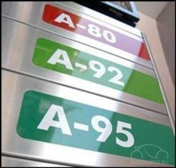 Цена 95-го бензина в Украине превысила 10 гривен за литр