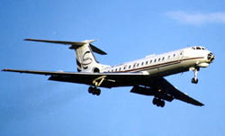 В Карелии погибли 44 человека из-за крушения Ту-134