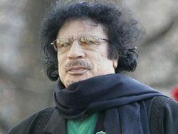 Ливия отказывается обсуждать уход М.Каддафи